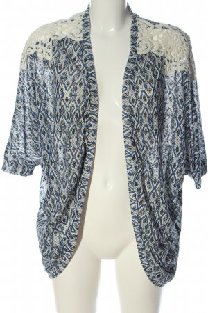 One love by colloseum Cardigan stampa integrale stile casual