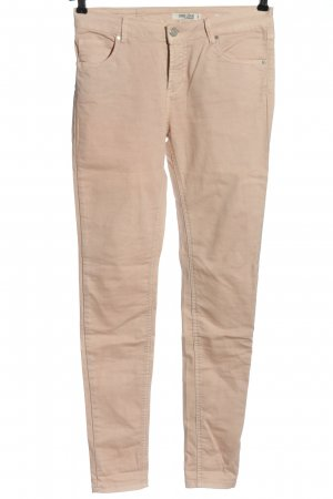 One love by colloseum Röhrenjeans creme Casual-Look