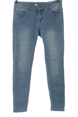 One love by colloseum Slim Jeans blau Casual-Look