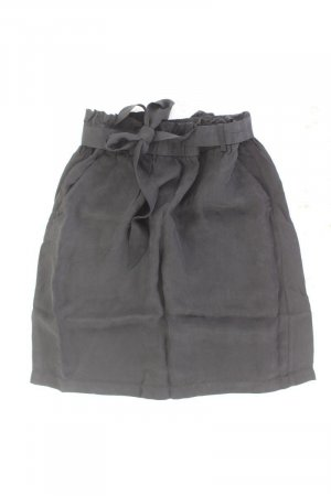 One More Story Cargo Skirt black viscose