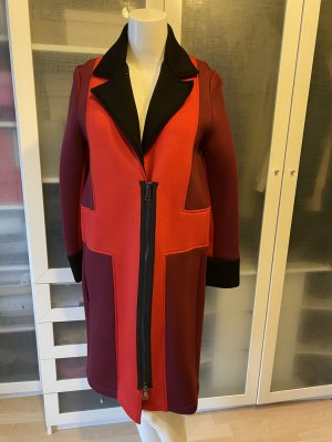 One More Story Frock Coat multicolored viscose