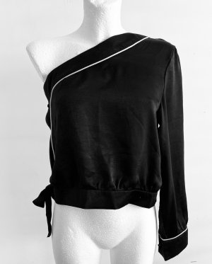One Off-Shoulder / Asymetrisches Top / Bluse