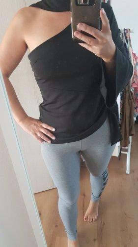 CBR Koszulka na jedno ramię czarny