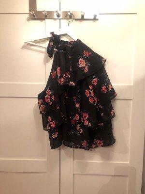 One Shoulder Bluse von H&M