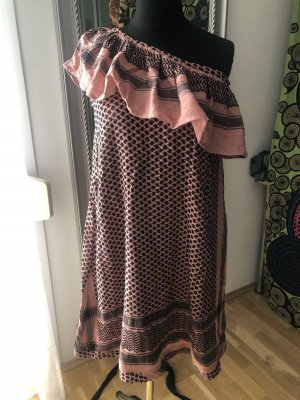 One shoulder dress kleid pali cecilie copenhagen