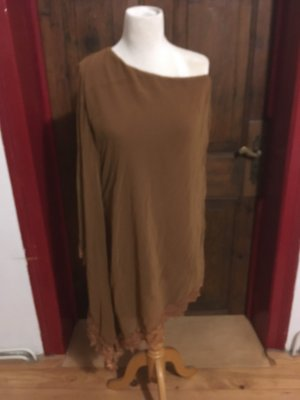 AX Evening Dress brown