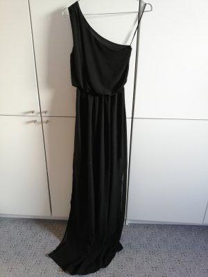 Amisu One Shoulder Dress black
