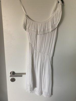 Pimkie Robe asymétrique blanc