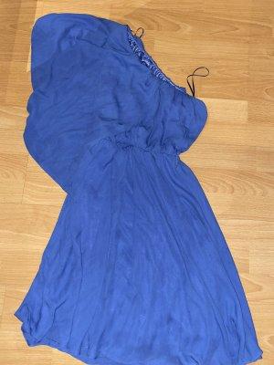 BSB Collection Robe asymétrique multicolore
