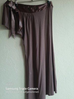 b.p.c. Bonprix Collection Vestido de tela de sudadera multicolor