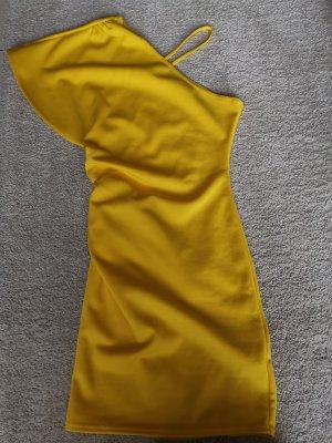 One Shoulder Kleid