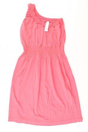 One Shoulder Kleid Größe M neuwertig Träger rot aus Modal