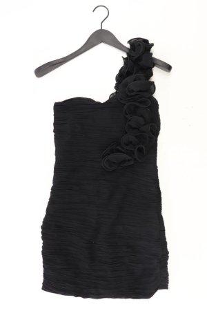 One-Shoulder-Kleid Größe M Träger schwarz
