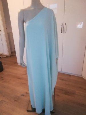 H&M Premium One Shoulder Dress mint