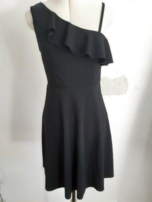 Pimkie One Shoulder Dress black