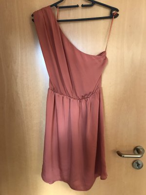 H&M One Shoulder Dress multicolored