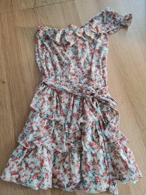 One-Shoulder-Kleid von Mango