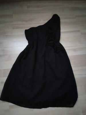 Vera Moda Abito senza spalle nero