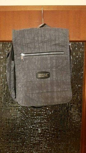 Enrico Benetti School Backpack black-grey