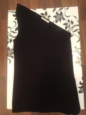 H&M Haut avec une épaule dénudée noir viscose