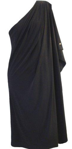 * One-Shulder Cocktail Kleid * Gr. L-XL * Oversize Midi-Kleid * Neuwertig *