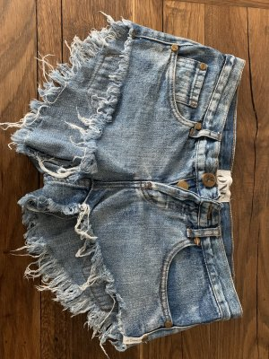 One Teaspoon Jeans-Shorts