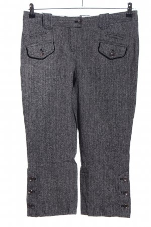 One Touch 3/4-Hose hellgrau meliert Casual-Look