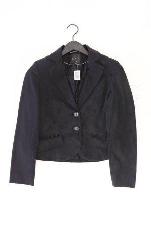 one touch Blazer Größe 36 schwarz aus Polyester