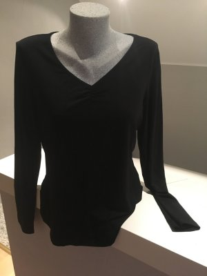 One Touch, Shirt, Longsleeve, schwarz