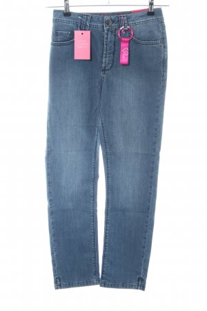 One Touch Skinny Jeans blau Casual-Look