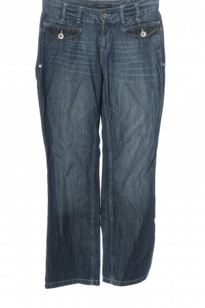 One Touch Straight-Leg Jeans