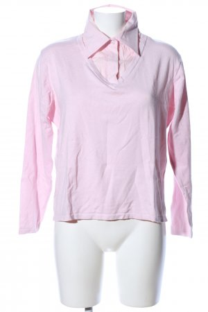 One Touch Strickpullover pink Casual-Look