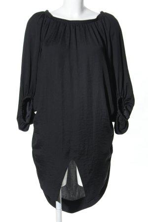 One x Oneteaspoon Blusenkleid schwarz Casual-Look