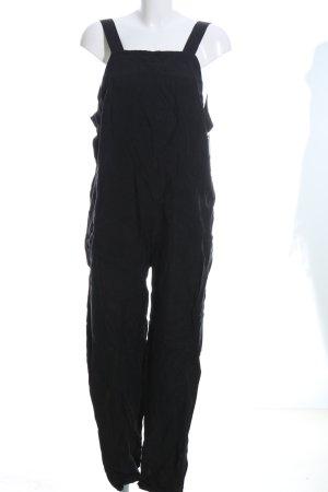 One x Oneteaspoon Jumpsuit schwarz Casual-Look