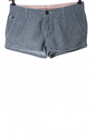 ONEILL Hot Pants blue-white striped pattern casual look