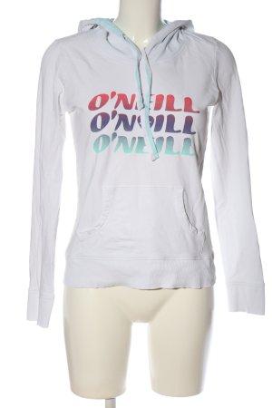 ONEILL Bluza z kapturem Wydrukowane logo W stylu casual