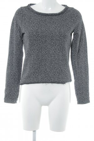 ONEILL Maglione girocollo talpa-grigio chiaro motivo a righe stile casual