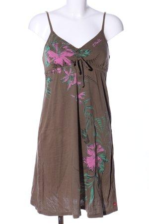 ONEILL Strandkleid Blumenmuster Casual-Look