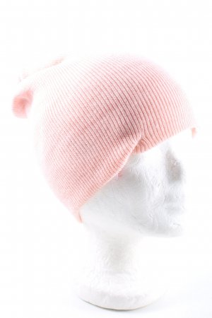 ONEILL Knitted Hat pink striped pattern casual look
