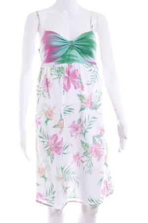 ONEILL Vestido tipo overol estampado floral