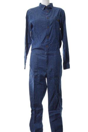 Onepiece Jumpsuit stahlblau Casual-Look