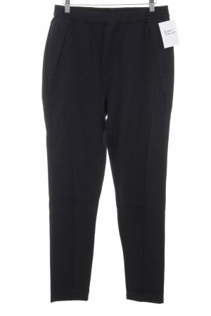 Onepiece Peg Top Trousers dark blue casual look