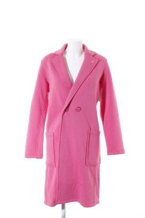 Onepiece Lange Jacke pink extravaganter Stil