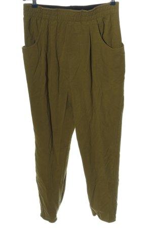 Onepiece Sweat Pants khaki casual look