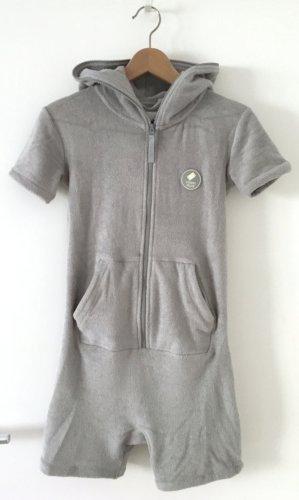 Onepiece Onesie light grey cotton