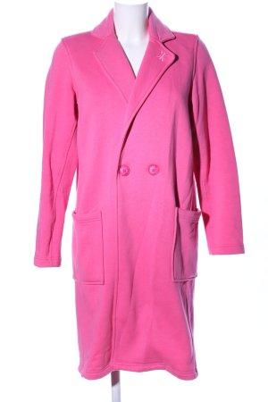 Onepiece Übergangsmantel pink Casual-Look