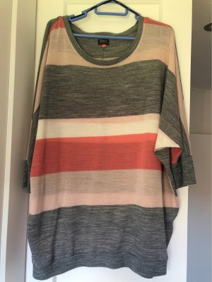 Only One Shoulder Top multicolored