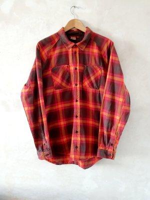 Onitsuka Tiger 2010 AW Plaid Shirt Xl