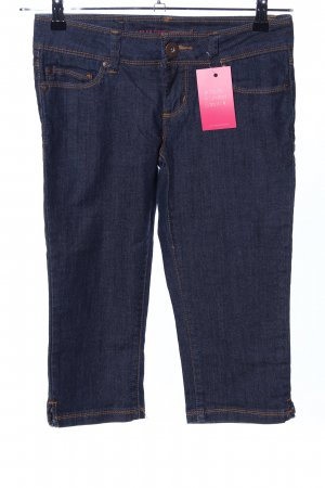 Only 3/4-jeans blauw casual uitstraling