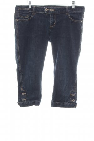 Only 3/4 Length Jeans blue casual look